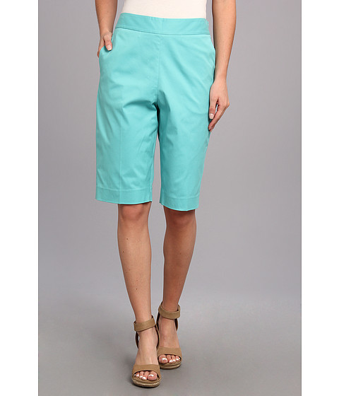 Pendleton - Frankie Short (Aqua Sky Stretch Twill) Women's Shorts