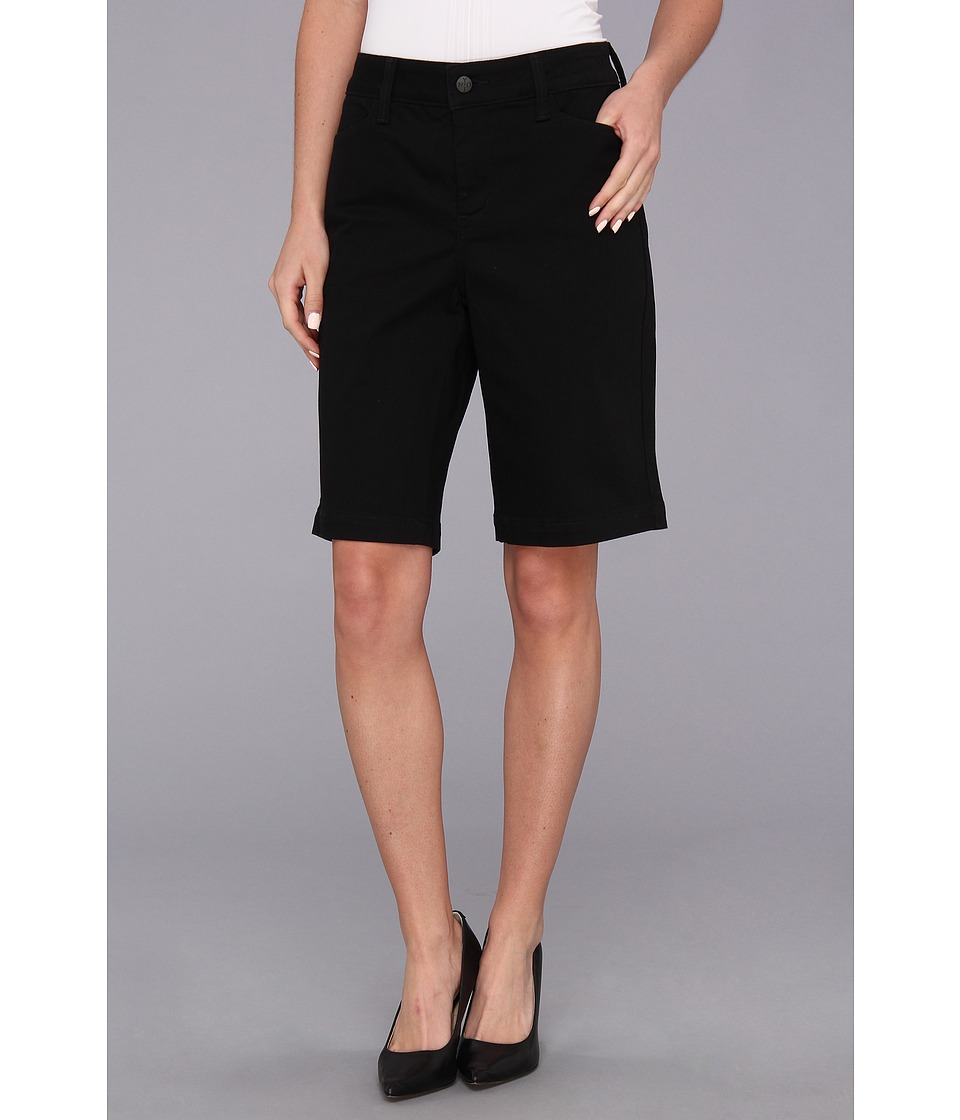 NYDJ - Arya Short (Black) Women's Shorts