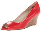Nine West - Phishy (Red Leather) - Footwear