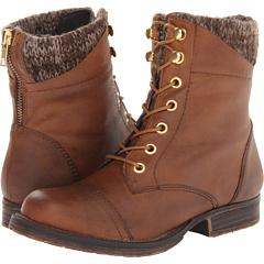 Steve Madden Jacksin (Cognac) Footwear