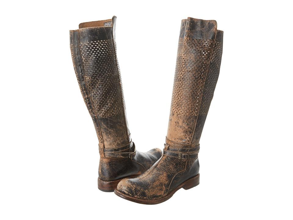 Bed Stu - Biltmore (Black Lux) Women's Boots