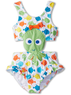 SALE! $16.99 - Save $17 on le top Go Fish! Octopus Monokini (Infant Toddler) (Green) Apparel - 50.03% OFF $34.00