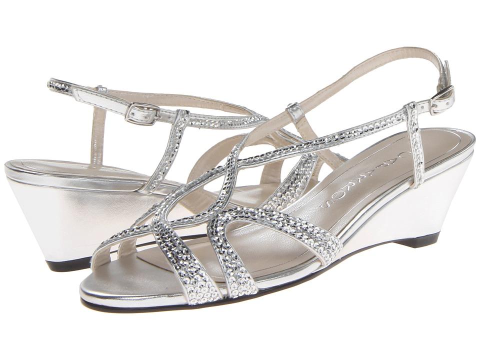 Caparros - Lisette (Silver Metallic) Women