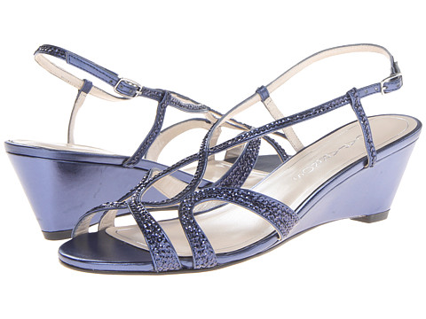 Caparros - Lisette (Navy Metallic) Women
