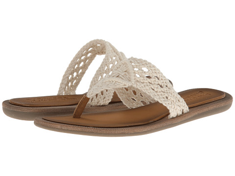 SKECHERS - Indulge - Earth Baby (Natural) Women's Sandals