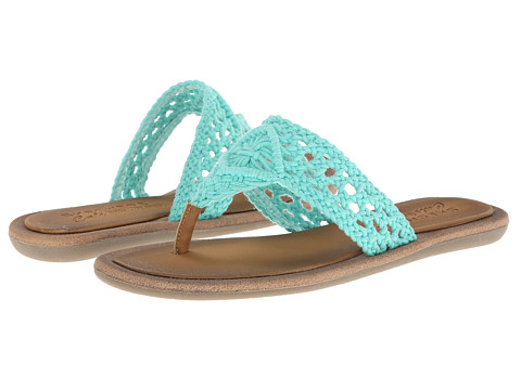 SKECHERS - Indulge - Earth Baby (Mint) Women's Sandals