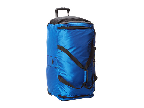 Delsey - Helium SKY 28 Trolley Duffel (Blue) Luggage