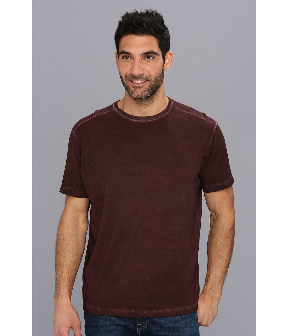 Agave Denim - B. Riedel S/S Crew (Port Royale) Men's Short Sleeve Pullover
