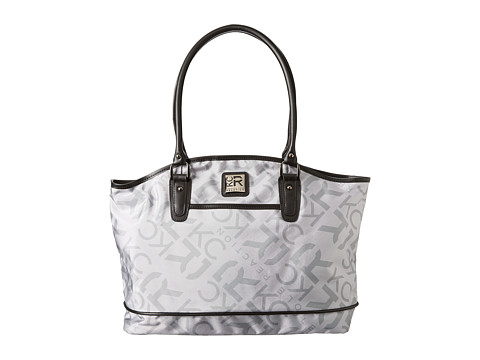 Kenneth Cole Reaction Shopper's Tote/Tablet (Gray) Bags