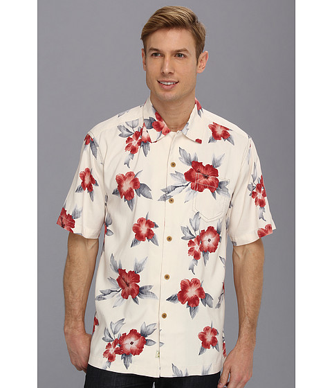 Tommy Bahama - Palace Floral Camp Shirt (Continental) Men