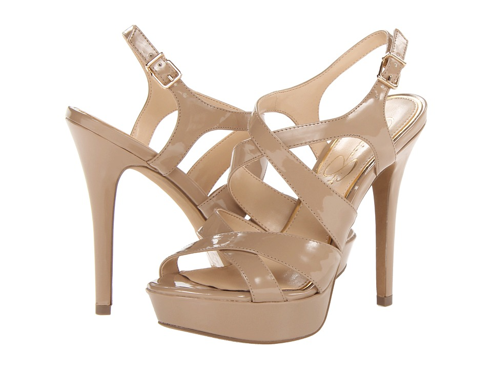 Jessica Simpson - Bianca (Nude) High Heels