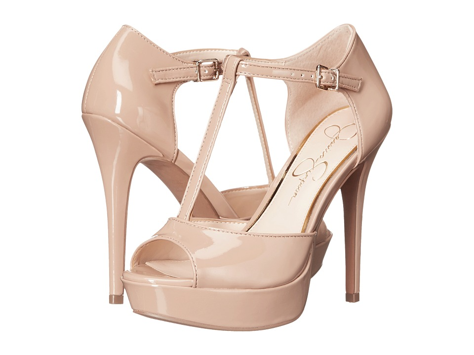 Jessica Simpson Bansi (Nude) High Heels