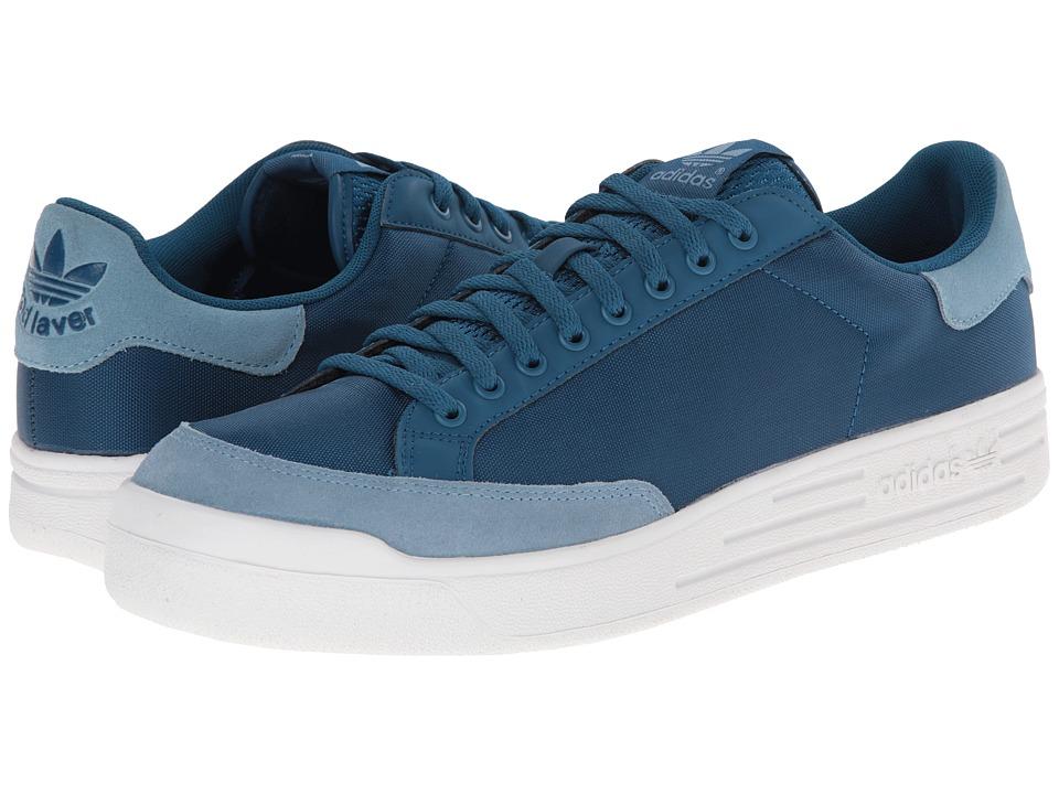 adidas Originals - Rod Laver (Tribe Blue/Power Blue/White) Classic Shoes