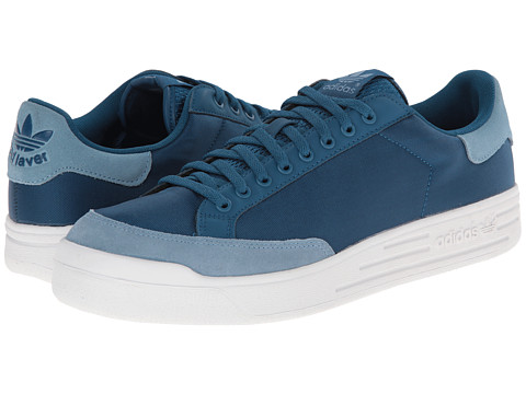 adidas Originals - Rod Laver (Tribe Blue/Power Blue/White) Classic Shoes
