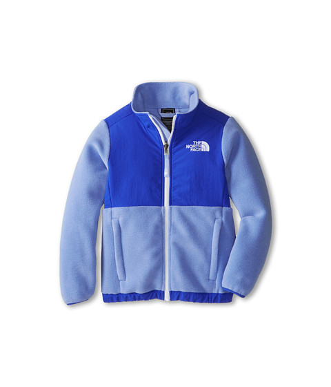 The North Face Kids - Denali Jacket (Little Kids/Big Kids) (R Dynasty Blue/Vibrant Blue) Girl's Coat