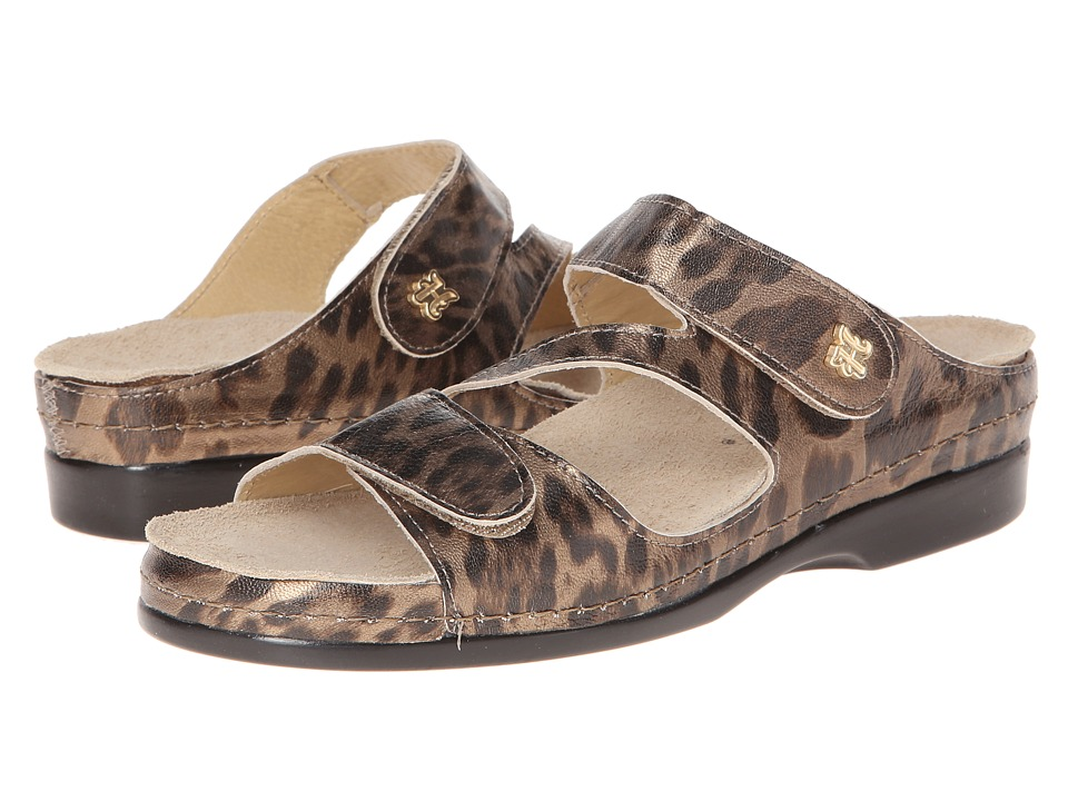 Helle Comfort - Tacey (Brown Serval) Women