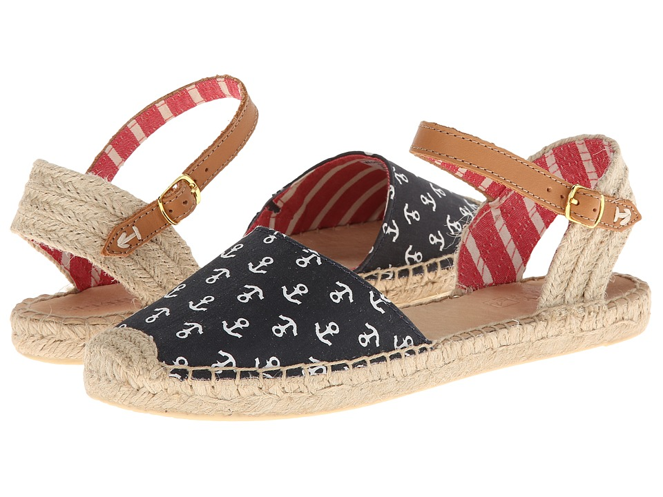 Sperry Top-Sider - Hope (Navy Anchors) Women's Shoes