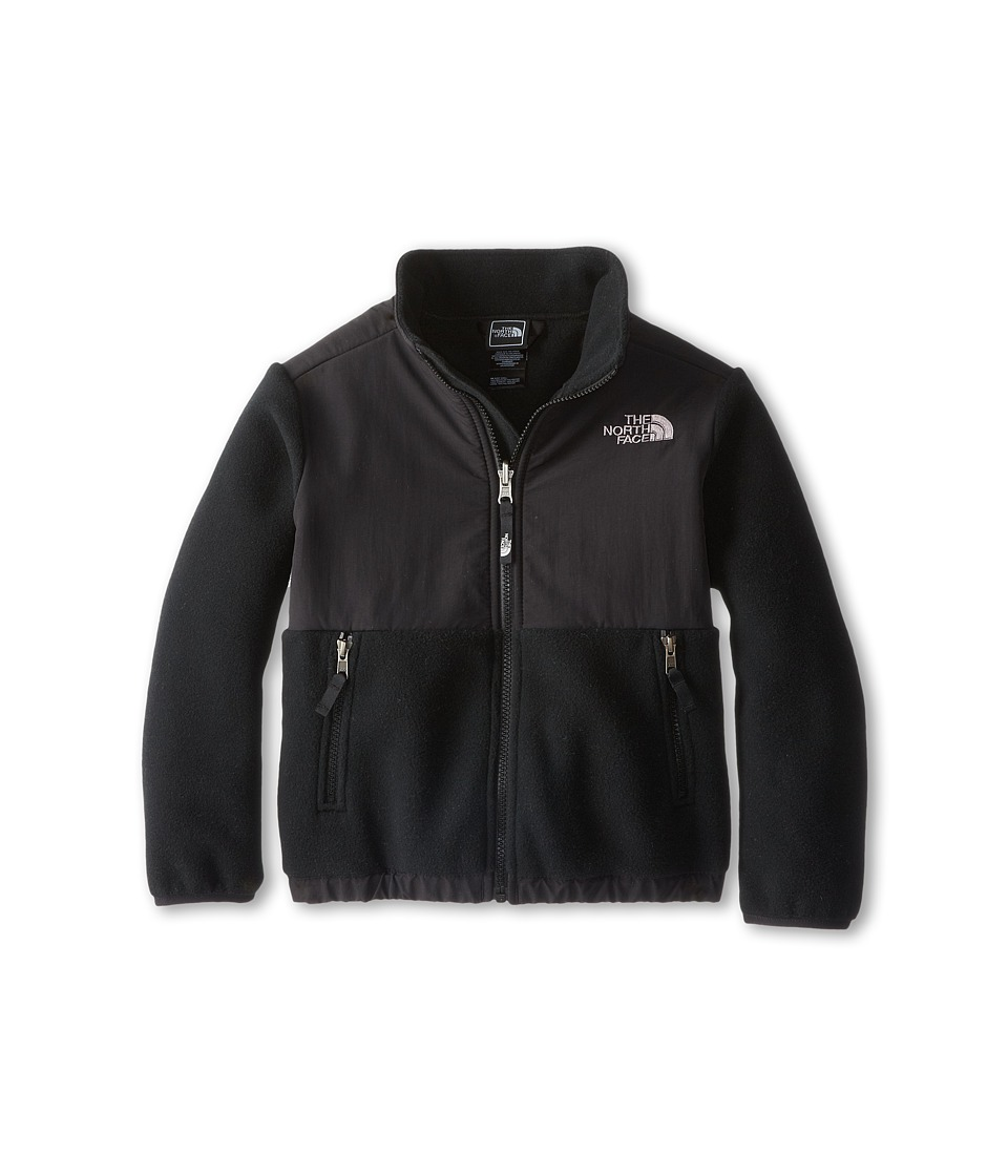 The North Face Kids - Denali Jacket (Little Kids/Big Kids) (R TNF Black) Boy's Coat