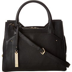 Vince Camuto Kylie Satchel (Caviar) Satchel Handbags