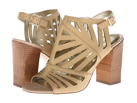 CARLOS by Carlos Santana - Dynamic City (Natural) High Heels
