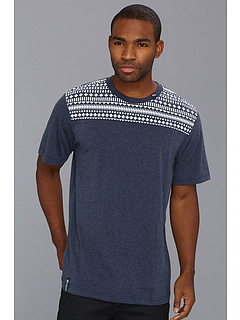 SALE! $16.99 - Save $19 on L R G Shetland S S Knit Tee (Navy Heather) Apparel - 52.81% OFF $36.00
