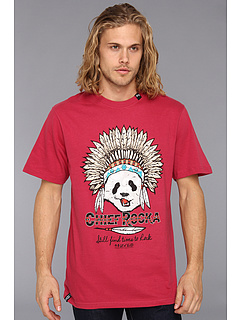SALE! $15.99 - Save $12 on L R G Chief Rocka Tee (Raspberry) Apparel - 42.89% OFF $28.00
