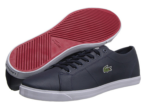 Lacoste - Marcel LCR (Dark Blue/Dark Blue) Men's Shoes