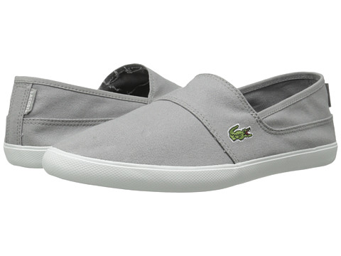 Lacoste - Marice LCR (Grey/Grey) Men