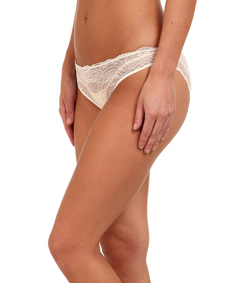 Stella McCartney - Minnie Sipping Bikini Brief (Ivory) Women's Underwear