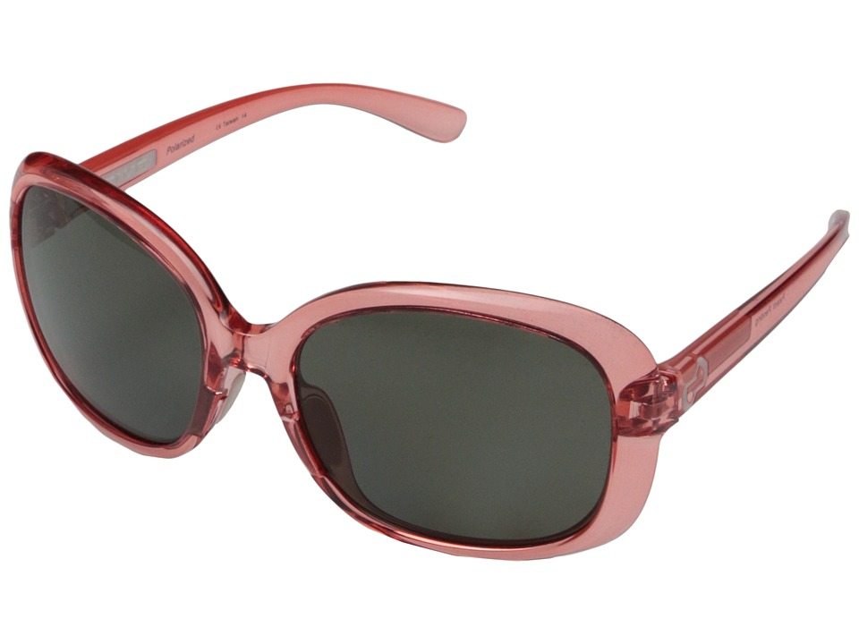 Native Eyewear - Perazzo (Crystal Rose Gray) Sport Sunglasses