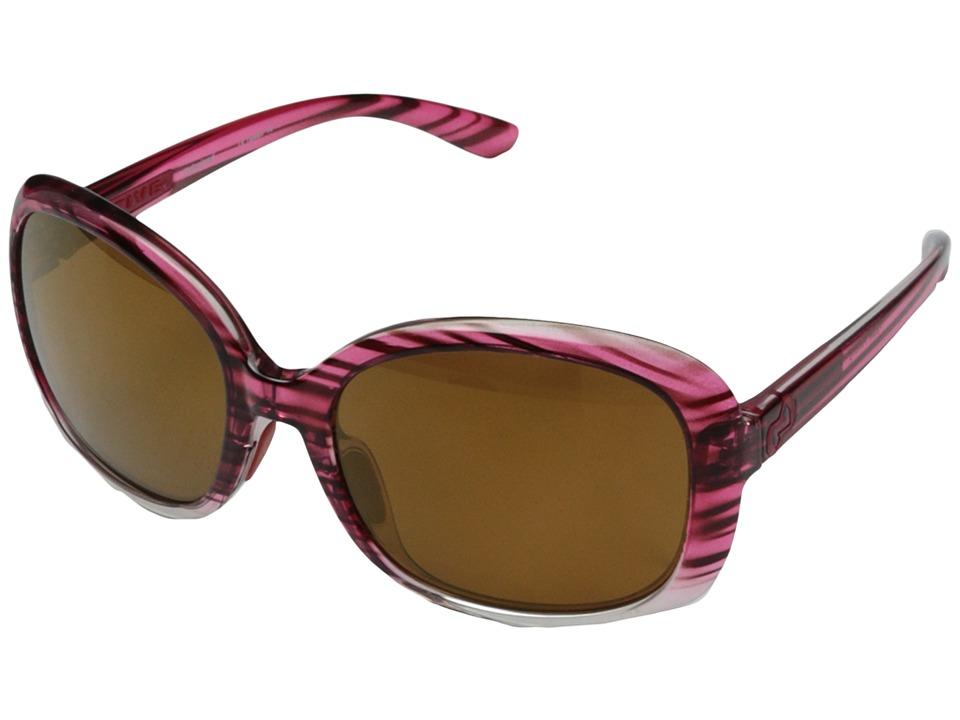 Native Eyewear - Perazzo (Sangria Fade Bronze Reflex) Sport Sunglasses