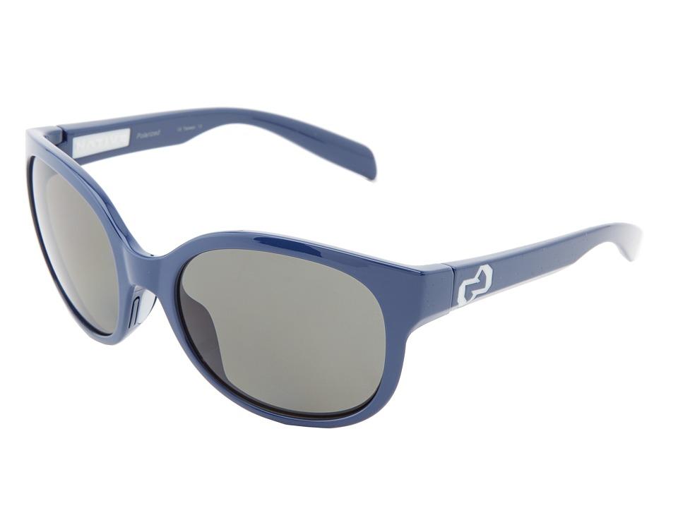 Native Eyewear - Pressley (Midnight Fade Gray) Sport Sunglasses