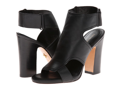Pour La Victoire - Echo (Black Nappa Leather) High Heels