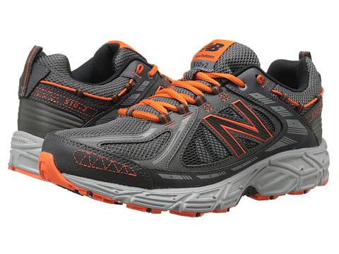 New Balance - MT510v2 (Grey/Orange) Men's Running Shoes