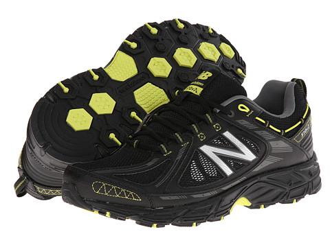 New Balance - MT510v2 (Black/Yellow) Men's Running Shoes