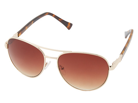 Vince Camuto - VC609 (Gold/Tortoise) Fashion Sunglasses