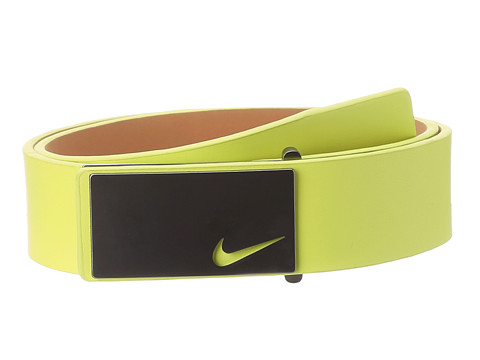 Nike - Sleek Modern Plaque (Venom Green) Men