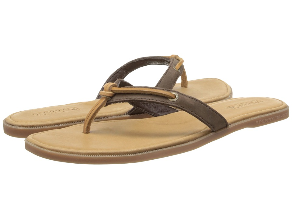 Sperry Top-Sider - Calla (Dark Brown) Women