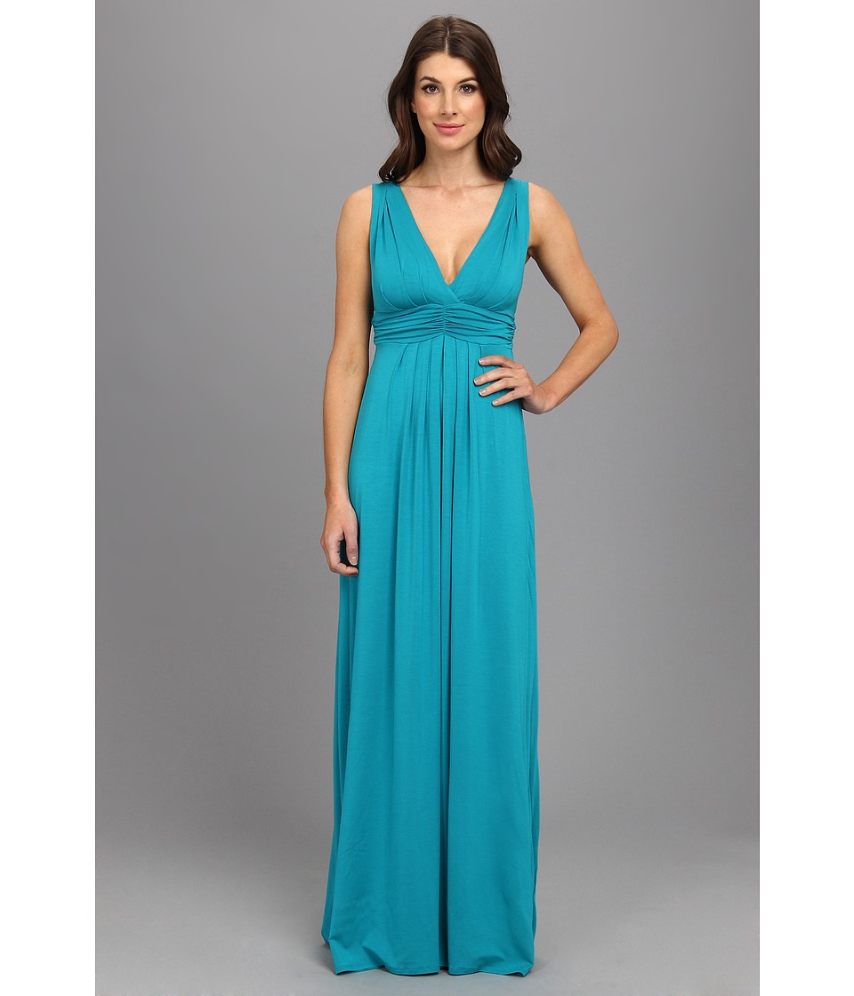 Tart - Adrianna Maxi Dress (Turquoise) Women's Dress