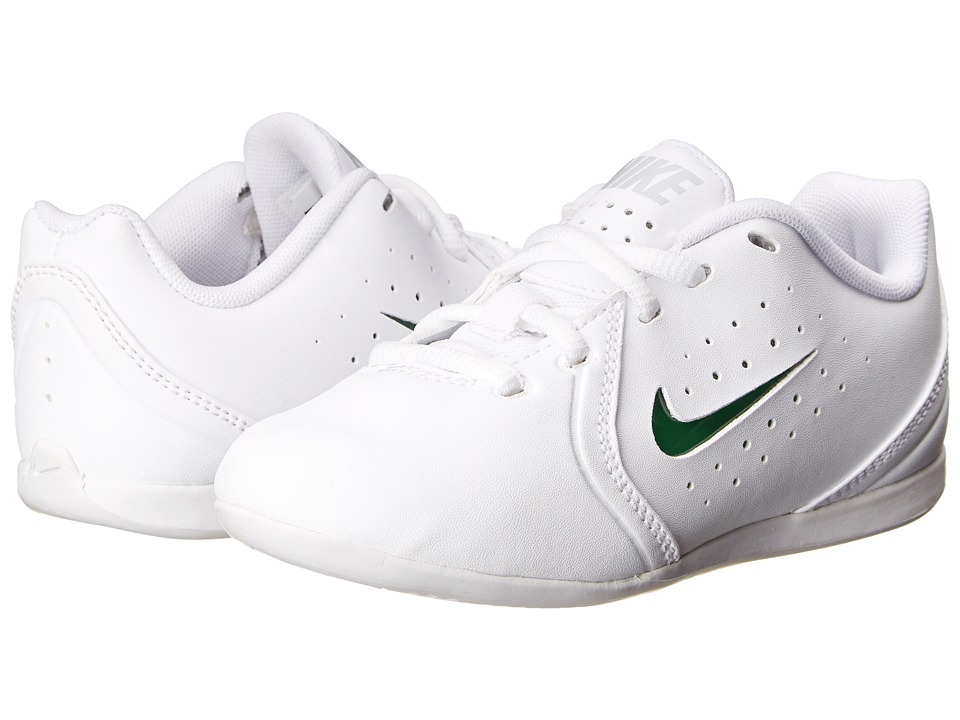 Nike Kids YA Sideline III (Toddler/Little Kid) (White/Pure Platinum