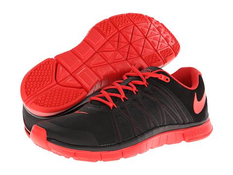 Nike - Free Trainer 3.0 (Black/Light Crimson) Men