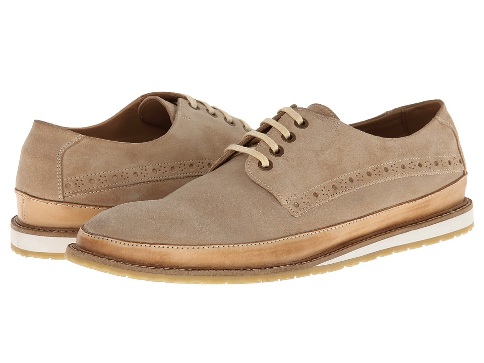 Intrigo - Xantry (Beige) Men's Plain Toe Shoes