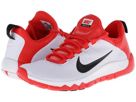 UPC 826220037523 product image for Nike Free Trainer 5.0 (White/Light  Crimson/Black ...