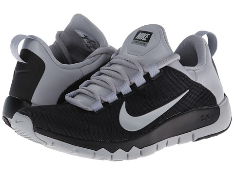 Nike - Free Trainer 5.0 (Black/Wolf Grey) Men's Cross Training Shoes