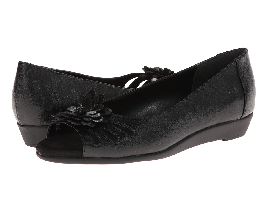 Aerosoles - A2 by Aerosoles Big Hearted (Black) Women's Shoes