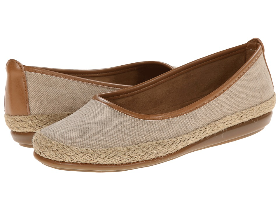 A2 by Aerosoles - A2 by Aerosoles Rock Solid (Natural) Women's Shoes