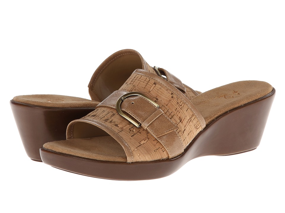 Image of A2 by Aerosoles - A2 by Aerosoles Eyes On You (Cork Combo) Women's Sandals