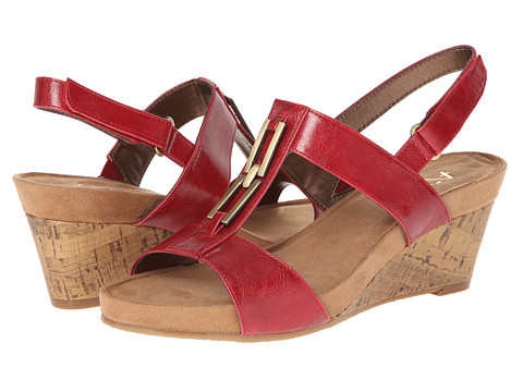 Aerosoles A2 by Aerosoles Lightbulb (Red) Women's Shoes