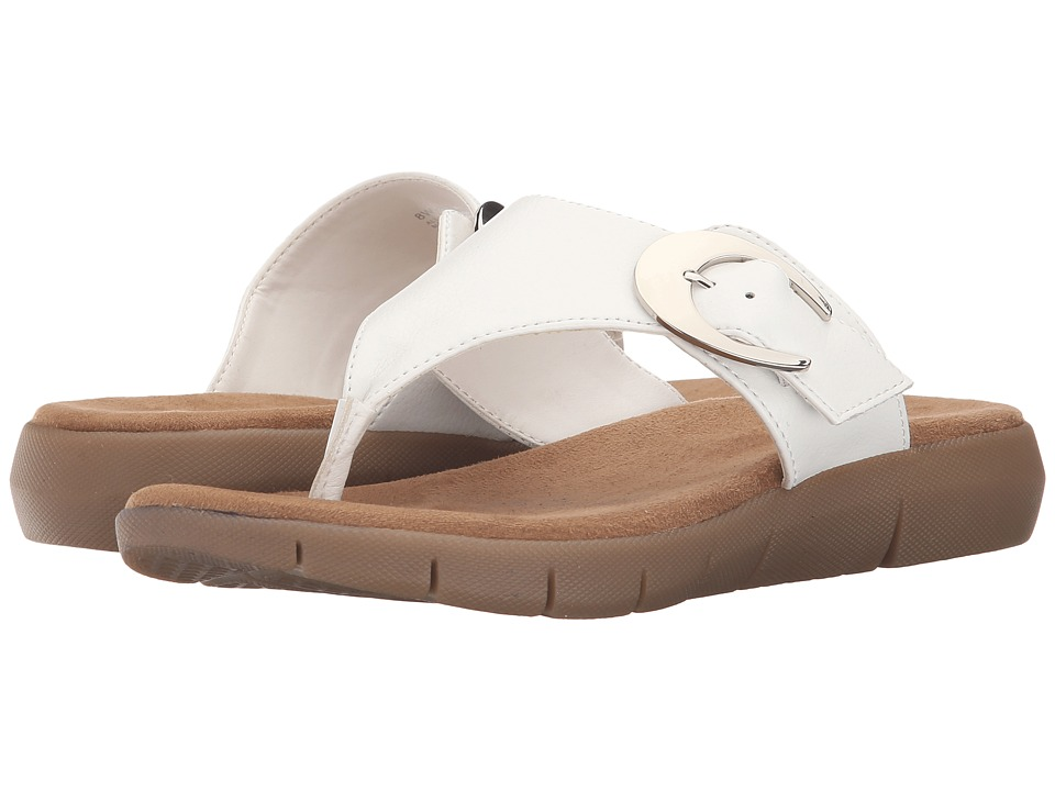 A2 by Aerosoles - A2 by Aerosoles Wipline (White) Women's Sandals