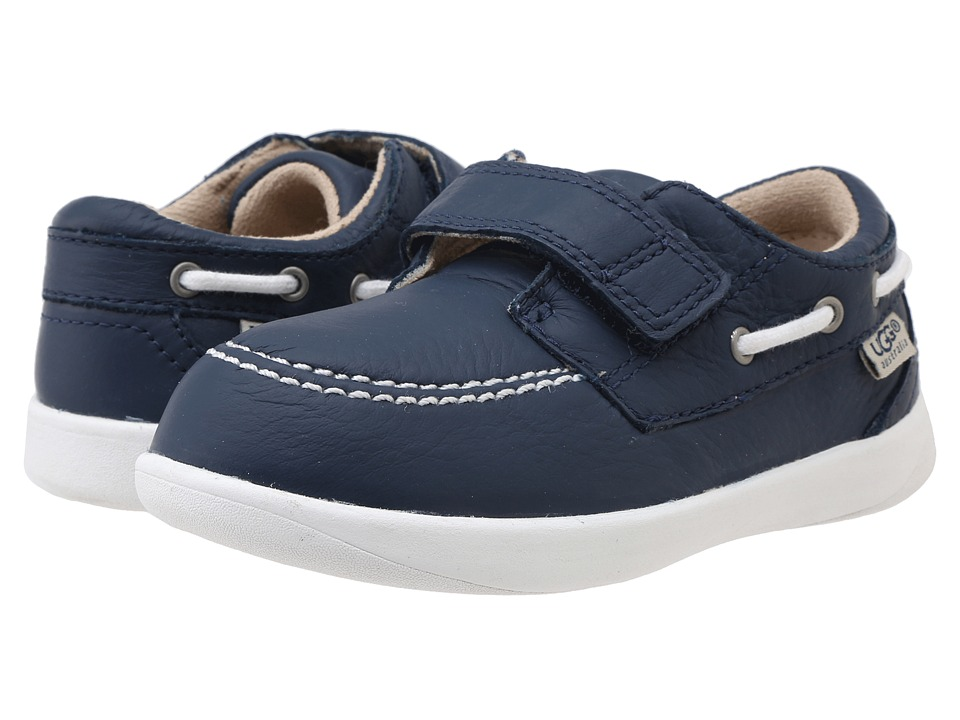 UGG Kids Perrin Boys Shoes (Blue)